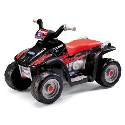 ATV electric Polaris Sportsman 400 Peg Perego