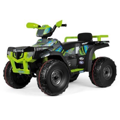 ATV electric Polaris Sportsman 850 Lime Peg Perego