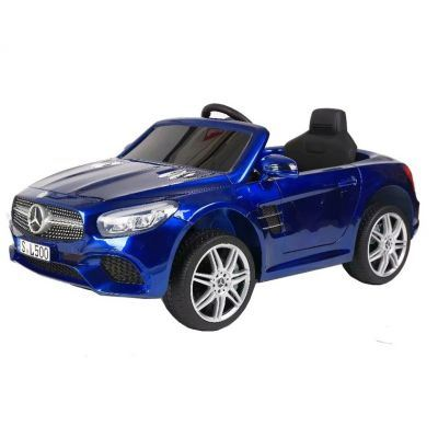 Masinuta electrica Mercedes Benz SL500 Metalic Blue
