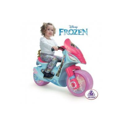 Motocicleta electrica Injusa Dragon Frozen