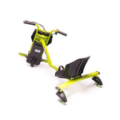 Tricicleta electrica Freewheel Super Power Drift Trike Verde