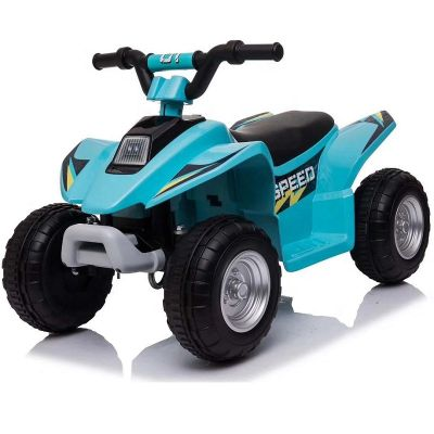 Atv electric 6V Nichiduta Speed 1 Blue