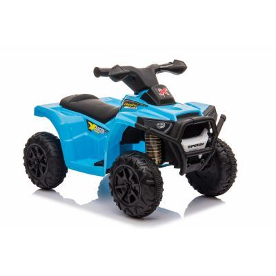 Atv electric 6V Nichiduta Racer X Blue