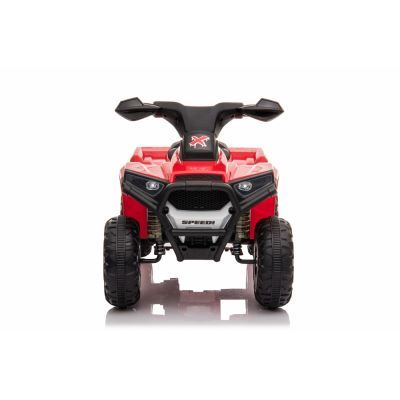 Atv electric 6V Nichiduta Racer X Red