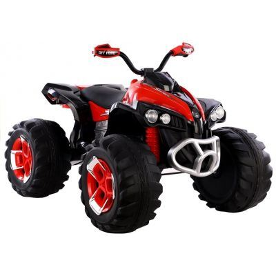 Atv electric cu telecomanda Nichiduta Off Road X Red