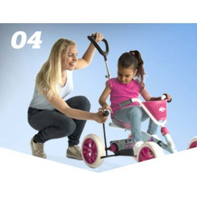 Kart Berg Buzzy Bloom 2 in 1