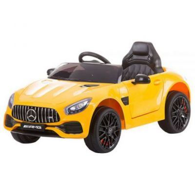 Masinuta electrica Chipolino Mercedes Benz AMG GT yellow