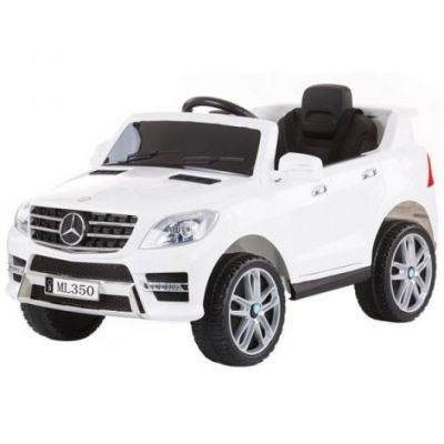 Masinuta electrica Chipolino SUV Mercedes Benz ML350 white
