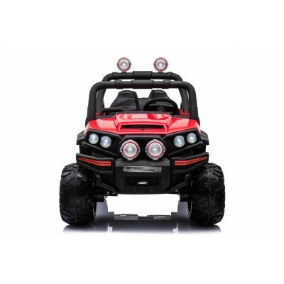 Masinuta electrica 12V cu 2 locuri Nichiduta Speed Car UTV 4x4 Red