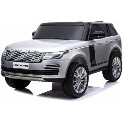 Masinuta electrica Range Rover Vogue 12V Limited Edition Silver