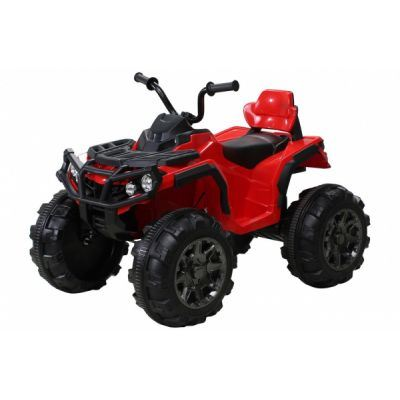 Mini ATV electric Quad Offroad 90W 12V STANDARD Rosu