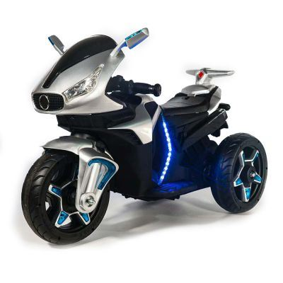 Motocicleta electrica Shadow Silver title=