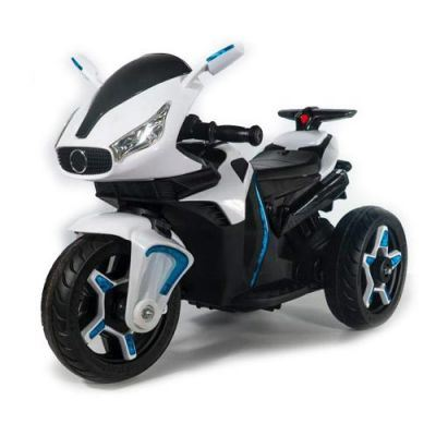 Motocicleta electrica Shadow white