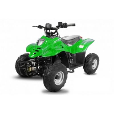 ATV electric ECO Bigfoot 800W 36V cu Baterie Detasabila Verde