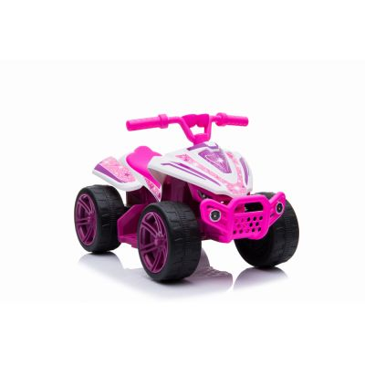Atv electric pentru copii Nichiduta First Ride Pink