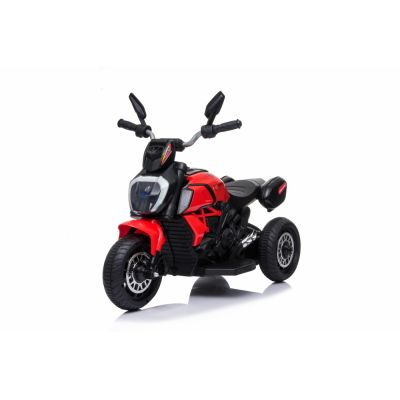 Motocicleta electrica cu lumini Nichiduta Kids Racing Red