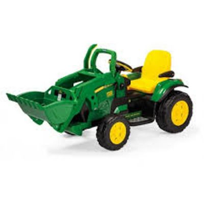 Tractor cu Excavator JD Ground Loader